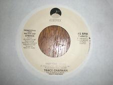 Tracy Chapman 45 Fast Car PROMO ELELKTRA