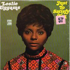 LESLIE UGGAMS just to satisfy you U.S. ATLANTIC LP SD-8241_orig 1969 NEAR MINT