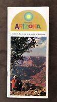 Vintage Brochure - Amazing Arizona travel brochure circa Late 1960