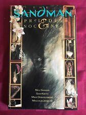 Neil Gaiman The Sandman Preludes & Nocturnes Warner TPB 1st Print NM rare