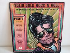 Solid gold rock n roll Anthology of early american popular music Dessins A LARRY