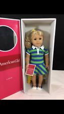 NIB RETIRED GOTY American Girl Doll Lanie Holland w/ Meet Outfit Book & Box! NEW