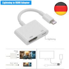 Blitzladeanschluss Digitaler AV-TV-HDMI-Kabeladapter Für Apple Iphone Ipad DE