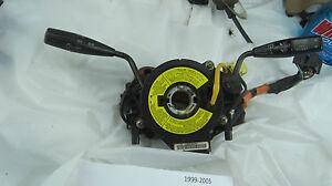 1999-2005 Mazda Miata control stalk with cruise and clock spring