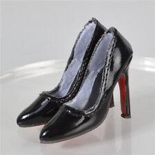 """For 16"""" Tonner Antoinette doll black shoes 9-NS-01"""