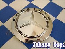 Forgiato Wheels Chrome Center Caps #1301K70 Custom Wheel MBZ Cap (7135) (1)
