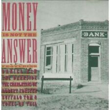 V/A, MONEY IS NOT THE ANSWER, US 12 TRACK PROMO CD ALBUM FROM 1991, (MINT)