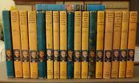 Tom Swift Books by Victor Appleton II (lot of 17) (HB)