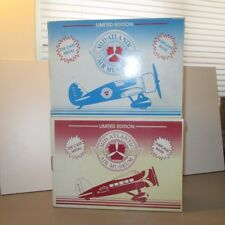 Mid Atlantic #1 Trav Air #2 1932 Lockheed Vega Speccast Airplane Banks 1:32 (MIB