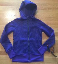 RBX Hoodie Purple Nwot WOMENS Sz Small