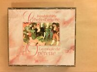 COFFRET 3 CD / LA MAGIE DE L'OPERETTE / READER'S DIGEST / RARE / TRES BON ETAT