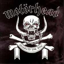 MOTORHEAD : MARCH OR DIE (CD) sealed