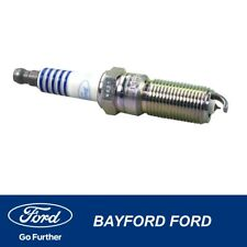 SPARK PLUGS (SET OF 4) SUITS FORD FOCUS LW ST & RS 2011-2015 NEW GENUINE FORD