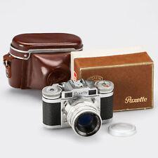 Braun Paxette IIM + Luxur 2/50mm