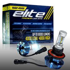 2x LED Xenon HID Headlight H13 Bulbs Polaris 800 PRO-RMK (all models) 2011-2015