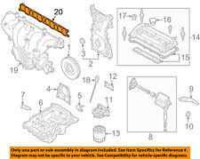 MAZDA OEM 07-13 3-Engine Intake Manifold Gasket L3K913111