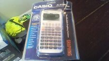 Casio fx-9750GII Graphing Calculator White