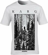 Karg - Alaska white Shirt (Harakiri for the sky, Ellende, Firtan, Alcest)