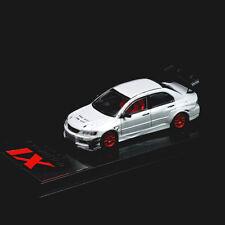 1:64 CM Model Mitsubishi Lancer Evolution IX Pearl White