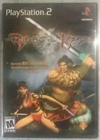 Rise of the Kasai (Sony PlayStation 2, 2005) BRAND NEW/FACTORY SEALED PS2