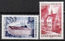 Luxemburg Nr.1007/08 ** Bauwerke 1980, postfrisch