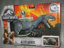Jurassic World Roarivores Allosaurus Figure Moc