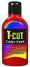 Red Car Polish and Pigmented Wax - 500ml - Made in UK - Free Shipping