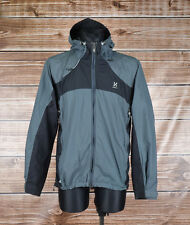Haglofs Men Hooded Jacket Size M, Genuine