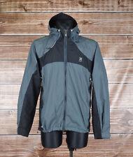 Haglofs Men Hooded Jacket Size M, Genuine