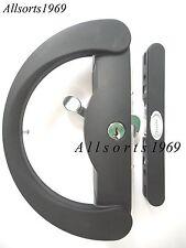 Doric DS920 sliding glass door lock handle with internal/external deadlock