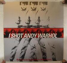 I Shot Andy Warhol Poster Album Promo