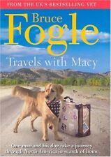 Travels with Macy,Bruce Fogle