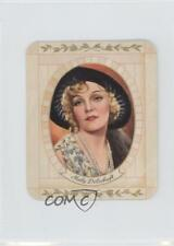 1934 Garbaty Kurmark Moderne Schonheitsgalerie #161 Maly Delschaft Card 1x2