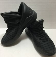 Nike Jordan Flight Luxe Youth Shoes 5.5 Y Anthracite Black 919716-011