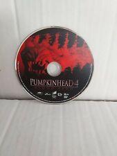 Pumpkinhead 4 Blood Feud DVD. Used. Disc Only. Horror. Bob Gunter, Amy Manson