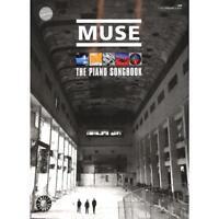 Muse - The Piano Songbook - Noten Songbook Klavier, Gesang & Gitarre [Musiknoten