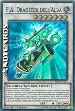 F.A. DRAGSTER DELL'ALBA (F.A. Dawn Dragster) Super R MP19 IT061 Yugioh ANDYCARDS