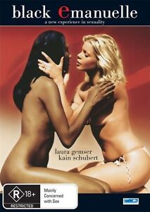 Black Emanuelle (DVD, 2008)