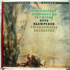Otto Klemperer - Tchaikovsky No. 4 LP VG S 36134 Vinyl Record Blue Lbl