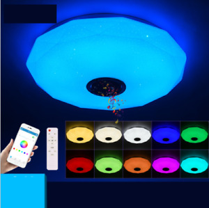 T-SUN 18w 24w LED Ceiling Light Bright Down Panel Wall Kitchen Bathroom Bedroom