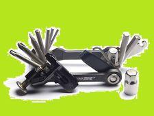 TOPEAK MINI 18 + PLUS 19 Multi Function Bike Tool w/ Chain breaker & Case TT2518