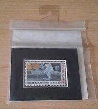 NEIL ARMSTRONG First Man on the Moon STAMP NEW SEALED