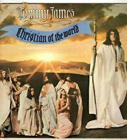 Tommy James Vinyl LP Roulette Records, 1971, SR-3001, Christian of the World ~VG