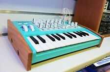 ARTURIA MICROBRUTE SOLID OAK END CHEEKS STAND FROM SYNTHS AND WOOD