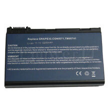 5200mah BATTERY FOR ACER Extensa 5620G 5210 5220 5620Z CONIS71 TM00741 TM00751