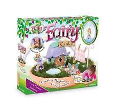 Mi Jardín de hadas Crecer Su Propio Kit De Jardín de hadas mágicas miniatura ideas de juguete