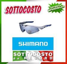 OCCHIALI SHIMANO S50R SHINY SILVER METALLIC