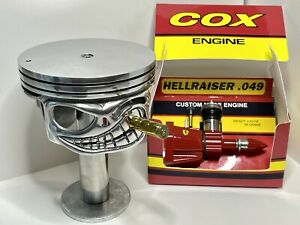 Cox 049 HellRaiser Engine .049