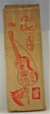 Vintage Toy Palomino Pony Guitar THE LONE RANGER