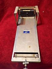 CESSNA CA-550A/FD AVIONICS MOUNTING TRAY WITH CONNECTORS P/N 49020-0000 ARC